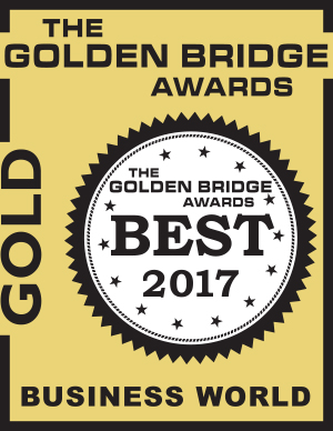 Golden Bridge Gold Award